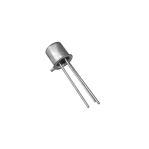 (1A) 40V/0,6A 0,5W NPN TO18